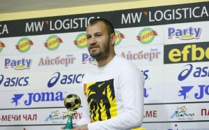 Благой Макенджиев взе приза за играч на 12-ти кръг