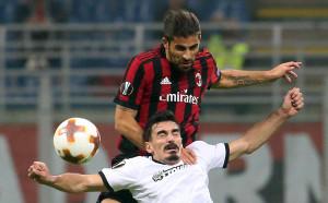 """Милан се сгромоляса на """"Сан Сиро"""", Риека измъкна първи три точки"""