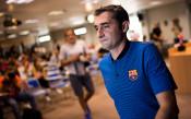 Барселона намери алтернатива на контузения Дембеле