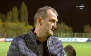Загорчич: Имаше малко страх при нас
