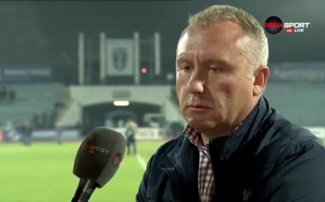 Николай Киров: В България всеки може да победи всеки