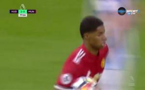 Рашфорд върна надеждите на Юнайтед