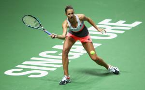 Финалите на WTA започнаха с успех на Плишкова над Уилямс