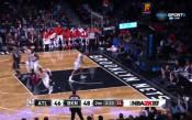 Бруклин се справи с Атланта в НБА