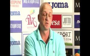 Викторио Павлов разкри как юношески национали се смеели след 0:6