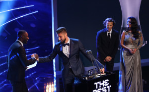 Скорпионът Жиру спечели приза Ференц Пушкаш за 2017