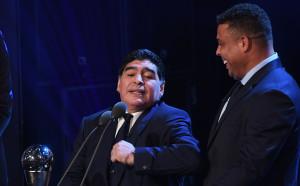 Наполи да стане шампион, си пожела Марадона