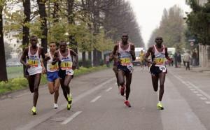 Куриозна грешка на маратона във Венеция