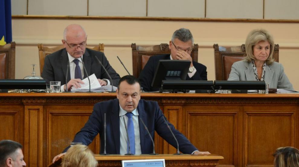 ДПС за Цацаров: Богатство за всяка държава е да използва този потенциал