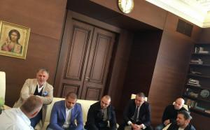 Стефан Калимеров: Варна заслужава дерби на голям стадион
