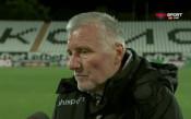 Войнов: Напускам Локомотив Пд с вдигната глава