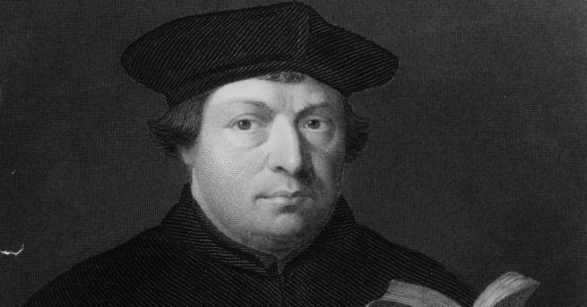 Преди 500 години, на 31 октомври 1517, Мартин Лутер поставя