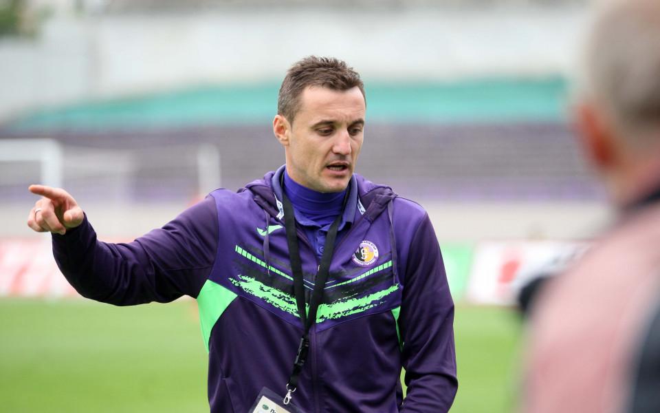 Старши треньорът на Лудогорец Станислав Генчев сподели, че отборът днес