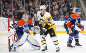 Питсбърг победи Едмънтън в най-интересния мач от НХЛ