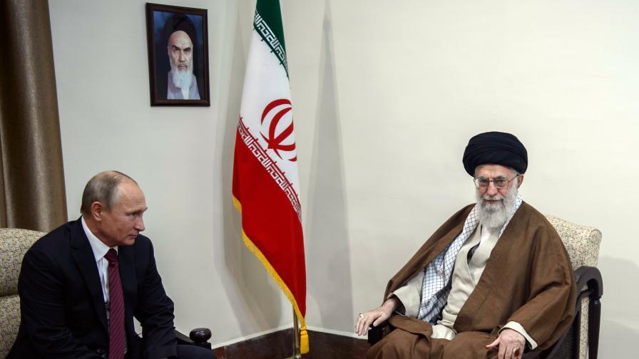 """Сложната игра на Путин с Иран, """"вечна дружба"""" няма"""