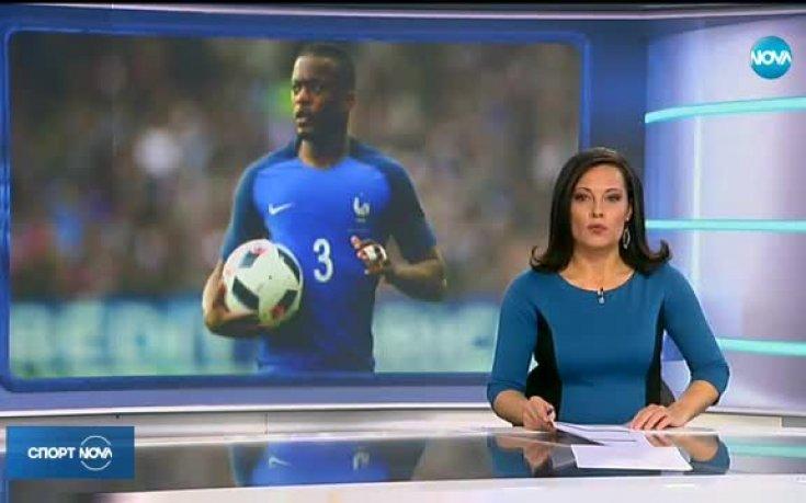 Спортни новини на NOVA ( (03.11.2017 - централна емисия)