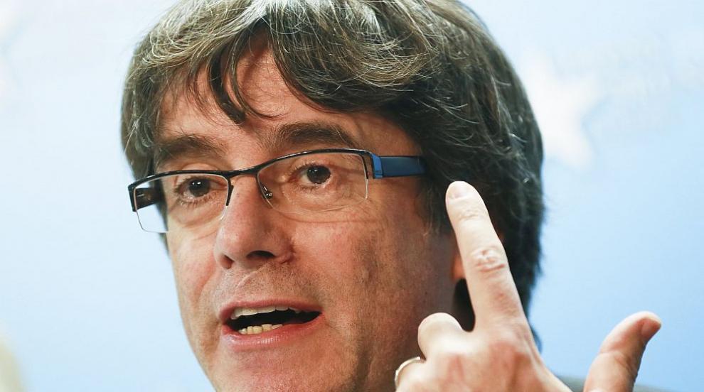 Испания отмени международната заповед за арест на Карлес Пучдемон