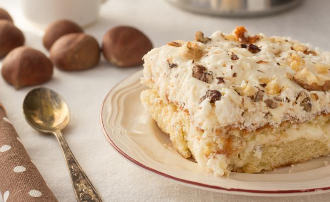 3 бисквитени торти, които се приготвят за нула време