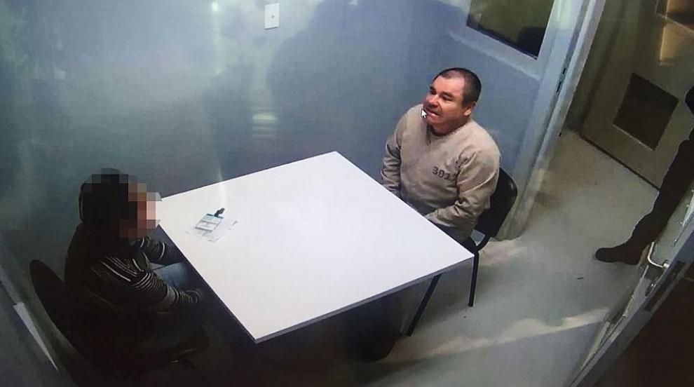 Започва процесът срещу мексиканския наркобарон Ел Чапо