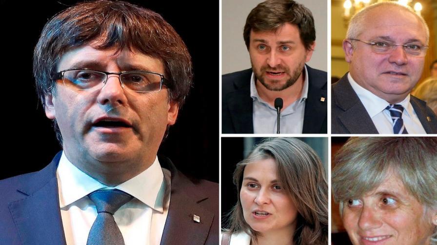 Пучдемон се предаде на белгийските власти