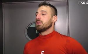 Бодуров: Мачът беше на единоборства, радвам се, че спечелихме