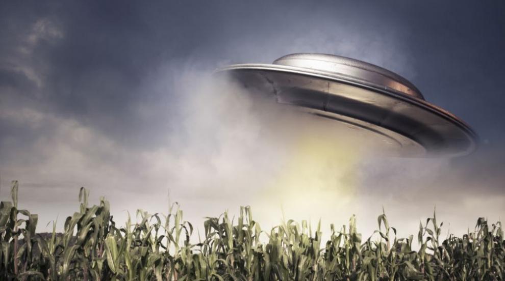 Пентагонът търсил НЛО до 2012 г.