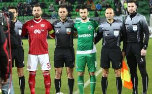 ЦСКА поиска допинг контрол за мача с Лудогорец