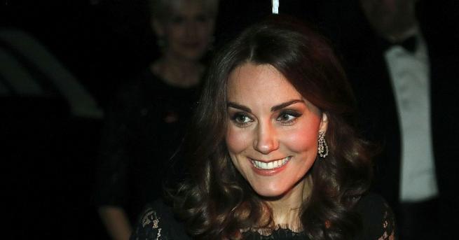Херцогиня Катрин затвърди имиджа си на модна икона на прием