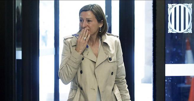 Испанският Върховен съд постанови да бъде пусната под гаранция председателката