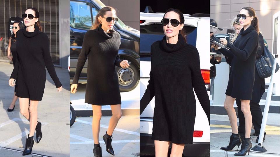 Анджелина Джоли била 34 килограма: има ли проблеми с теглото актрисата?