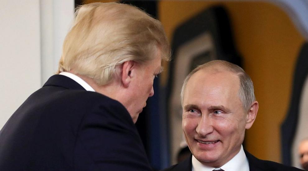 Тръмп и Путин ще се срещнат президентски дворец в Хелзинки от 19 в.