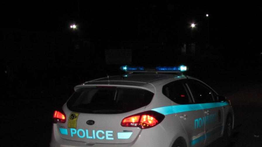 """Екшън в София, гонка с полицията от """"Княжево"""" до """"Факултета"""""""