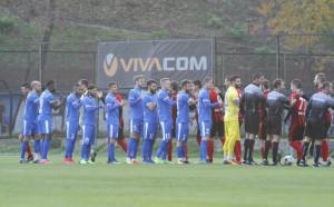 Резервата Адениджи вкара два гола за Левски в контрола