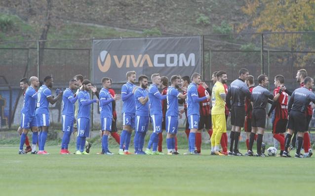 Адениджи се завърна с два гола за Левски в контрола