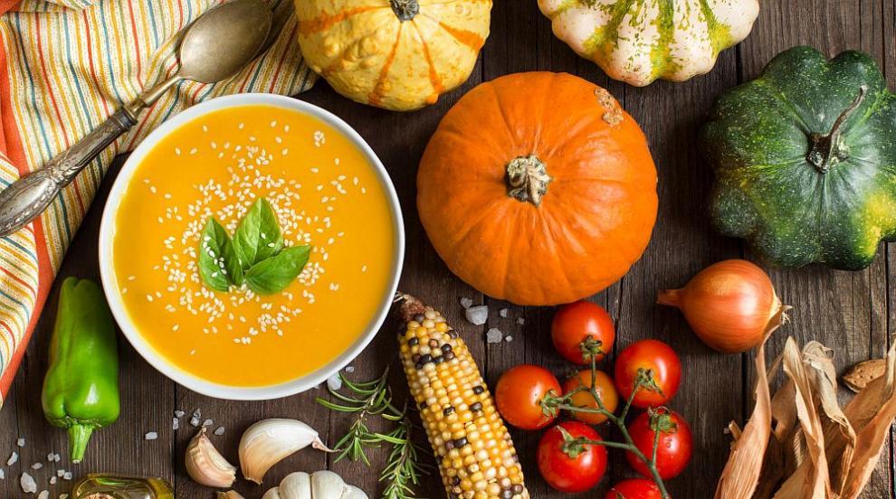 5 супер храни, за да бъдем здрави и красиви през есента