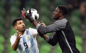 Аржентина - Нигери, контролна среща<strong> източник: БГНЕС</strong>