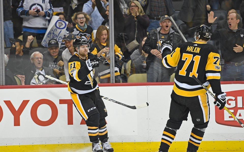 Резултатите в НХЛ на 14 ноември