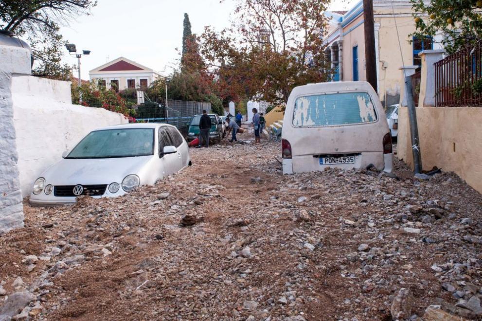 наводнения в Гърция