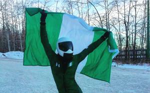 Мисията изпълнена: Нигерия на Зимна Олимпиада!