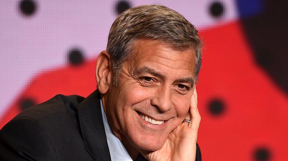 Джордж Клуни ще снима сериал за скандала