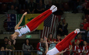 Бронзов медал за България от Световното по скокове на батут