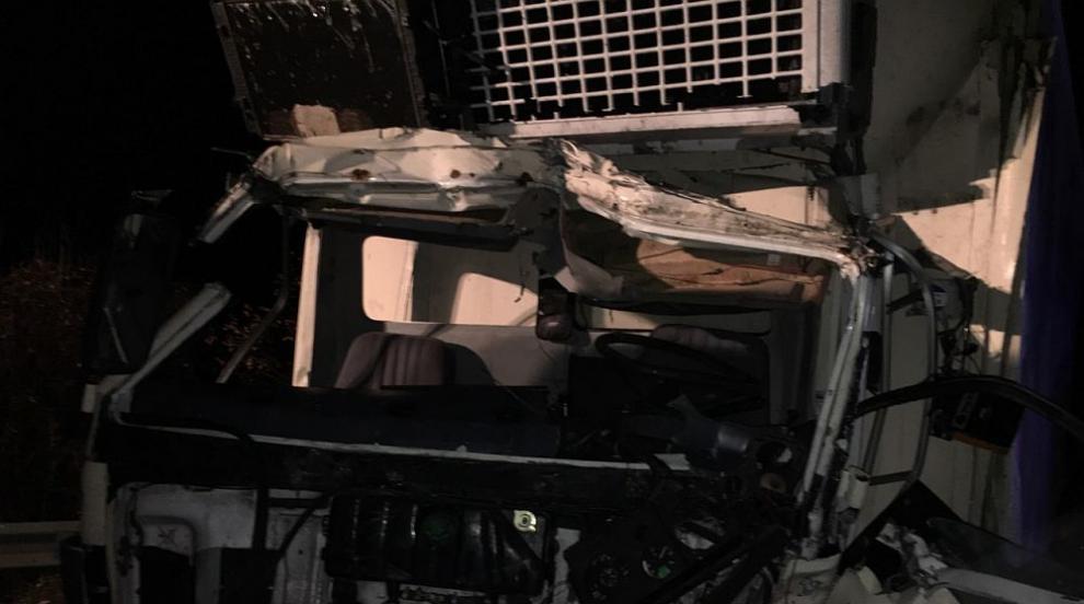 След катастрофата край Микре: Жена е с опасност за живота, други са в тежко...
