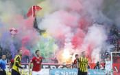 Инфарктното дерби между ЦСКА и Ботев в снимки