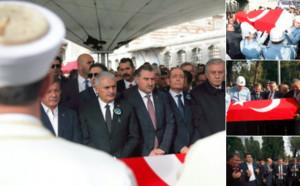 Наим Сюлейманоглу изпратен като национален герой на Турция
