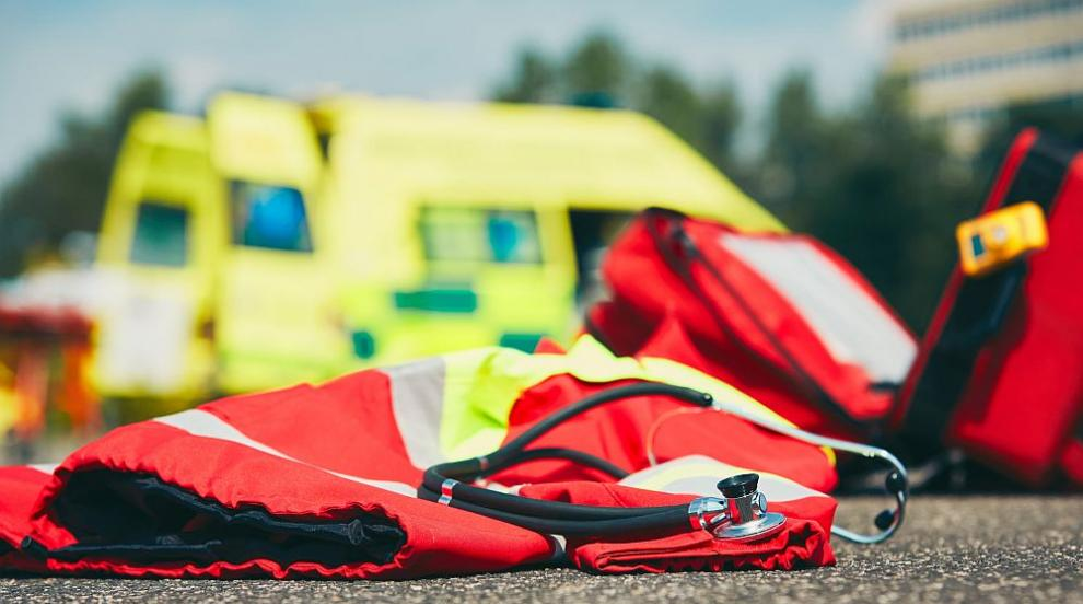 40-годишен мъж e с опасност за живота след катастрофата край Ябланица