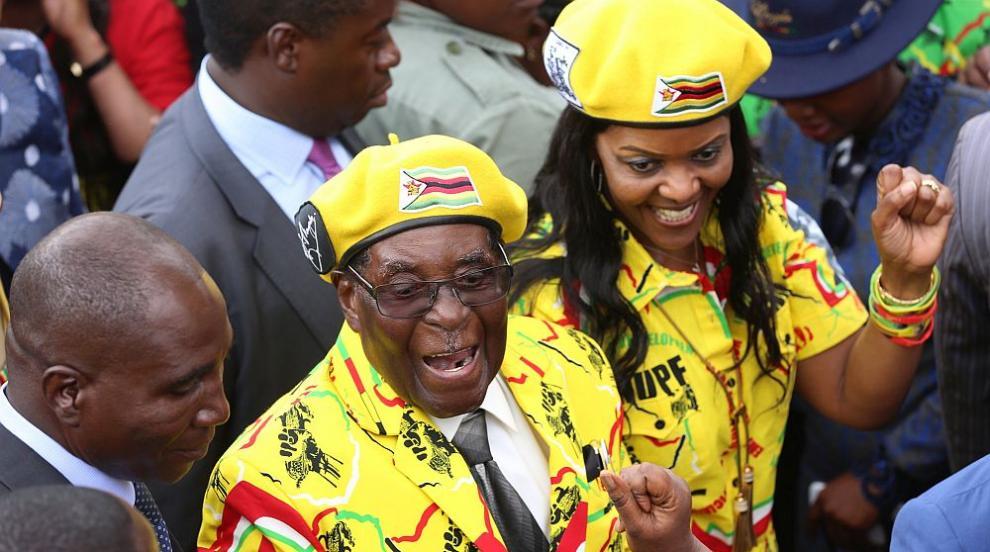 Президентът на Зимбабве с ултиматум да подаде оставка