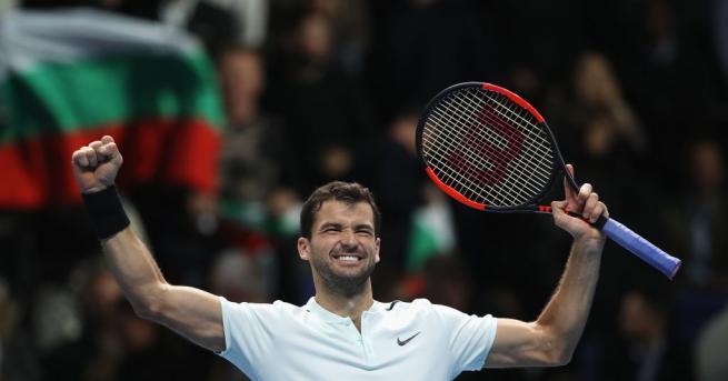 Най-добрият български тенисист Григор Димитров разкри към кого се обръща