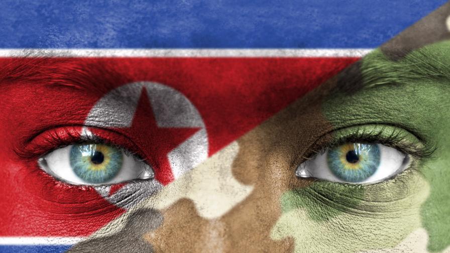 Историята на една жена в армията на Северна Корея