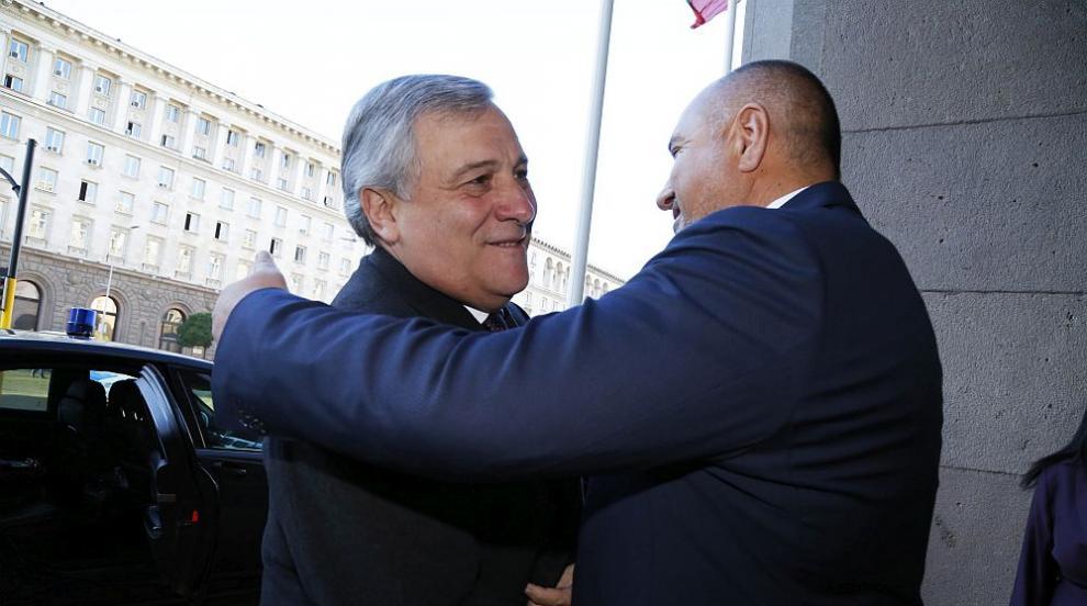 Борисов: Българският народ продължава да вярва в ЕС