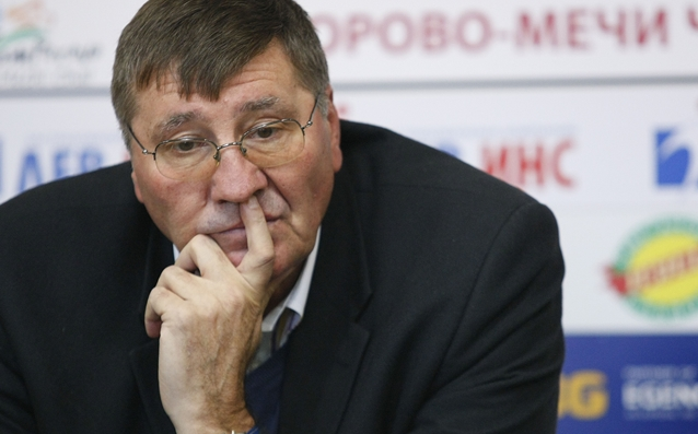 Георги Глушков източник: LAP.bg, Илиан Телкеджиев